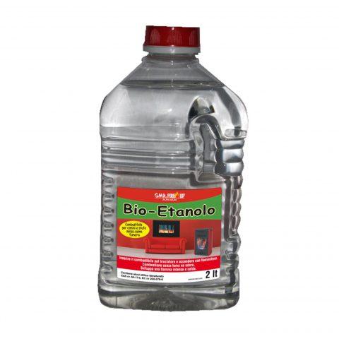 Bioetanolo liquido 2 litri