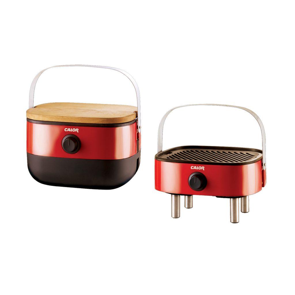 Mini bbq portatile a gas gmr trading - Barbecue portatile a gas ...