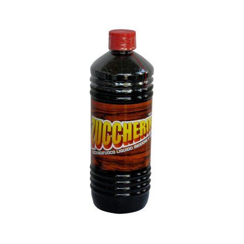 zuccherino accendifuoco liquido