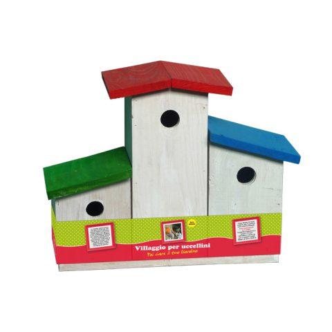 villaggio per uccelli