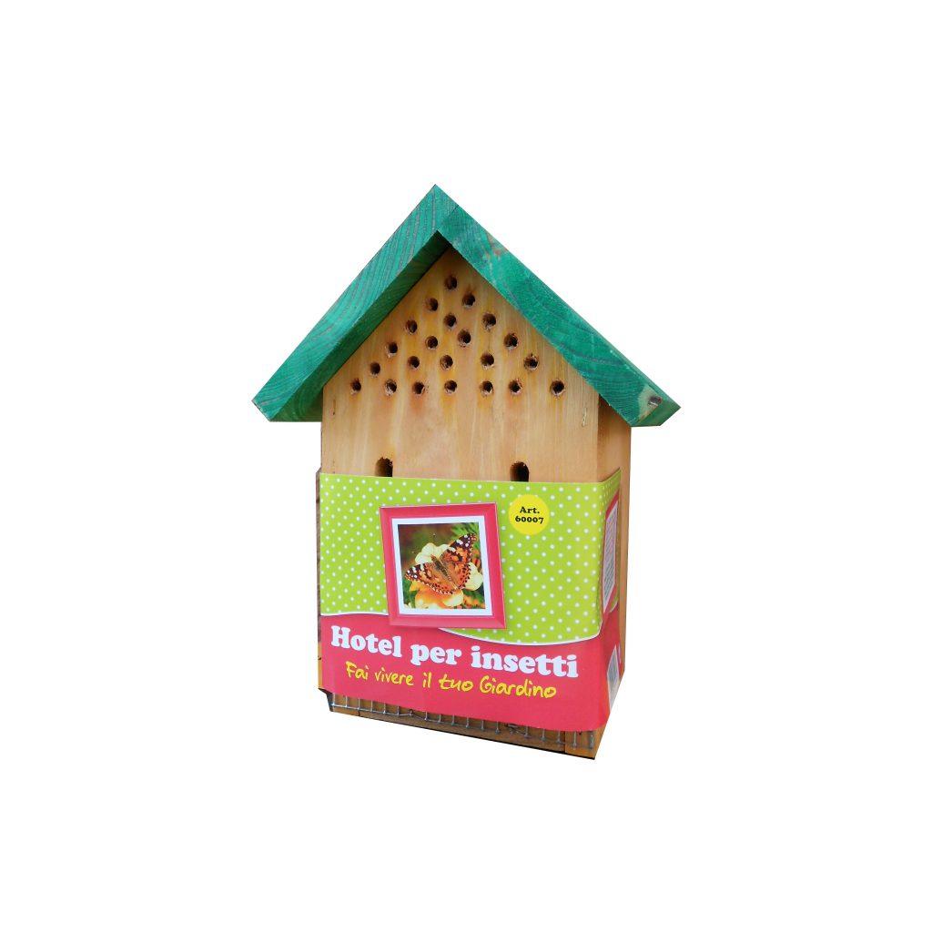 Hotel per insetti legno gmr trading - Casina in legno giardino ...