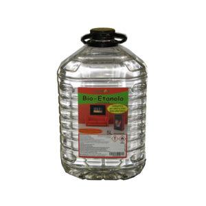 bioetanolo liquido 5 litri