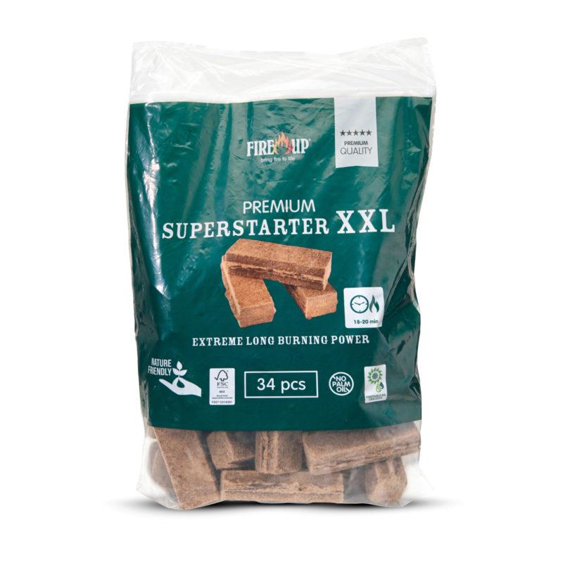 fire-up xxl super starters