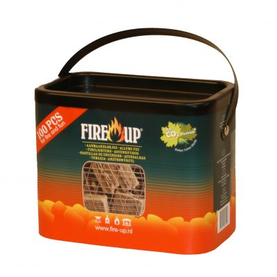fire up 100 ecologico