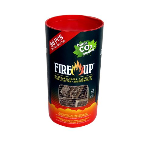 fire-up 96 ecologico